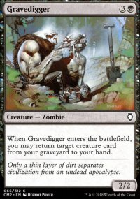 Gravedigger - Commander Anthology Volume II