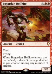 Bogardan Hellkite - Commander Anthology Volume II