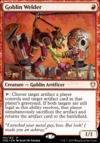 Goblin Welder - Commander Anthology Volume II