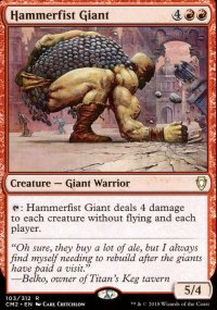 Hammerfist Giant - Commander Anthology Volume II