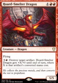 Hoard-Smelter Dragon - Commander Anthology Volume II