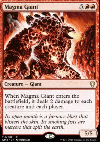 Magma Giant - Commander Anthology Volume II