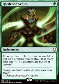 Hardened Scales - Commander Anthology Volume II