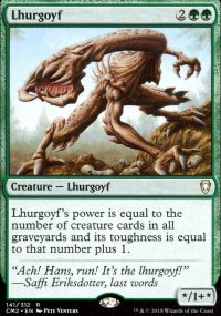 Lhurgoyf - Commander Anthology Volume II