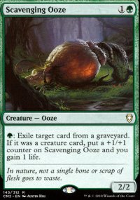 Scavenging Ooze - Commander Anthology Volume II