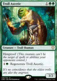 Troll Ascetic - Commander Anthology Volume II