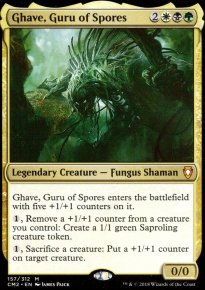Ghave, Guru of Spores - Commander Anthology Volume II