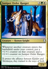 Juniper Order Ranger - Commander Anthology Volume II