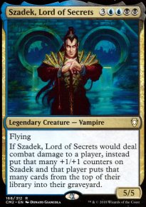 Szadek, Lord of Secrets - Commander Anthology Volume II