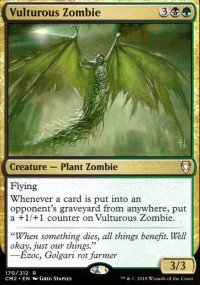 Vulturous Zombie - Commander Anthology Volume II