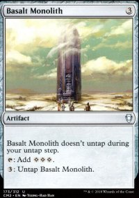 Basalt Monolith - Commander Anthology Volume II