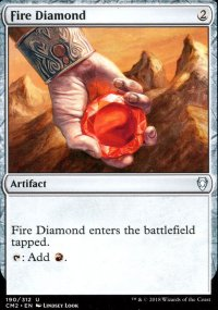 Fire Diamond - Commander Anthology Volume II