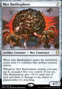 Myr Battlesphere - Commander Anthology Volume II