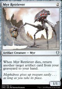 Myr Retriever - Commander Anthology Volume II