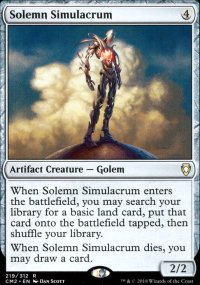 Solemn Simulacrum 2 - Commander Anthology Volume II