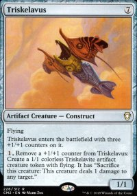Triskelavus - Commander Anthology Volume II