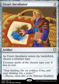 Urza's Incubator - Commander Anthology Volume II
