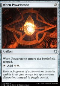 Worn Powerstone - Commander Anthology Volume II