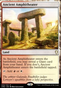 Ancient Amphitheater - Commander Anthology Volume II