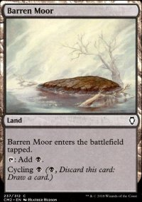 Barren Moor - Commander Anthology Volume II