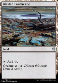 Blasted Landscape - Commander Anthology Volume II