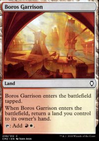 Boros Garrison - Commander Anthology Volume II