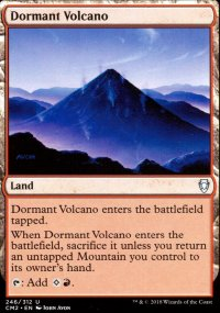 Dormant Volcano - Commander Anthology Volume II