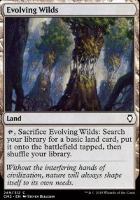 Evolving Wilds - Commander Anthology Volume II