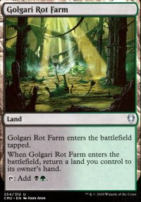Golgari Rot Farm - Commander Anthology Volume II