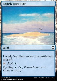 Lonely Sandbar - Commander Anthology Volume II