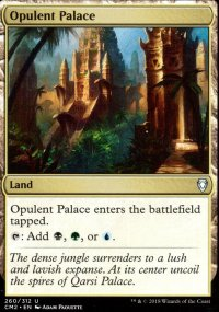 Opulent Palace - Commander Anthology Volume II