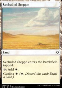 Secluded Steppe - Commander Anthology Volume II