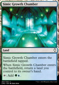 Simic Growth Chamber - Commander Anthology Volume II