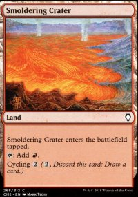 Smoldering Crater - Commander Anthology Volume II