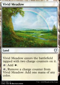 Vivid Meadow - Commander Anthology Volume II