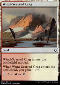 Wind-Scarred Crag - Commander Anthology Volume II