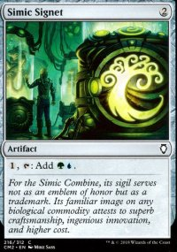 Simic Signet 2 - Commander Anthology Volume II