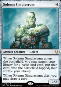 Solemn Simulacrum 1 - Commander Anthology Volume II