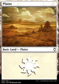 Plains 4 - Commander Anthology Volume II