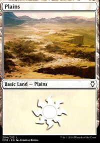 Plains 6 - Commander Anthology Volume II
