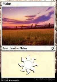 Plains 5 - Commander Anthology Volume II