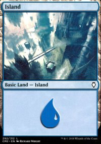 Island 7 - Commander Anthology Volume II