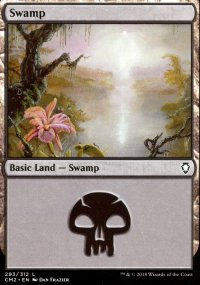 Swamp 1 - Commander Anthology Volume II