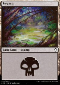 Swamp 4 - Commander Anthology Volume II