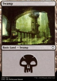 Swamp 7 - Commander Anthology Volume II