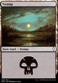 Swamp 2 - Commander Anthology Volume II