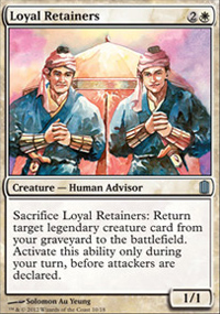 Loyal Retainers - Commander's Arsenal
