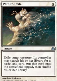 Path to Exile - MTG Commander