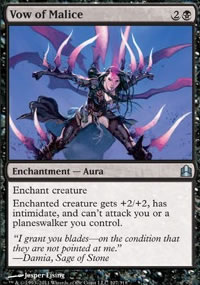 Vow of Malice - MTG Commander