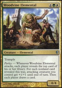 Woodvine Elemental - Conspiracy